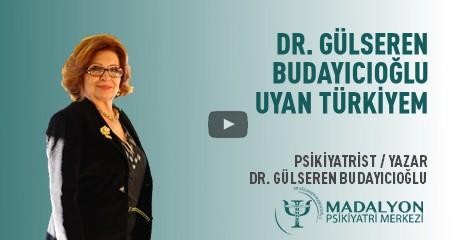 Dr. Gülseren Budayıcıoğlu Uyan Türkiyem Programı Sorularına Cevap Veriyor