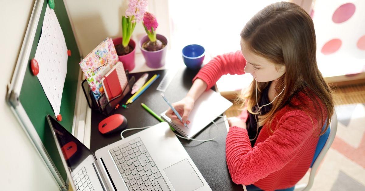 Online Sınıf Çocukları